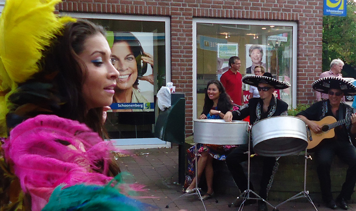 tropical steelband